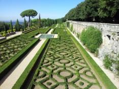 Giardino vaticano
